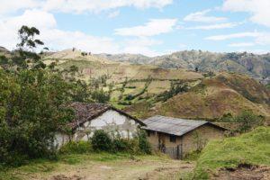 Quilotoa Loop, Farms, Ecuador, Scenery, Hiking