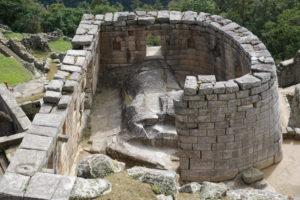 Machu picchu, Sun Temple, Peru