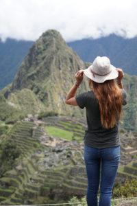 machu picchu, view, Peru
