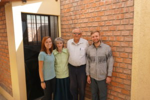Arequipa, missionaries, bob and noel