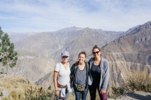 colca canyon, trek
