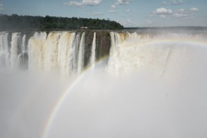 iguazu falls, Argentina, rainforest,