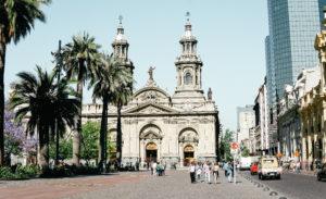 Chile, Santiago, city