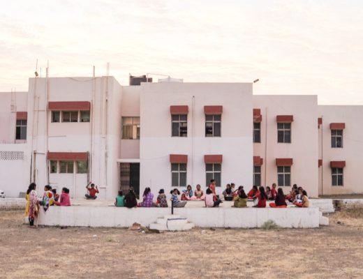 india, children's home, new beginnings, volunteer, project, serve